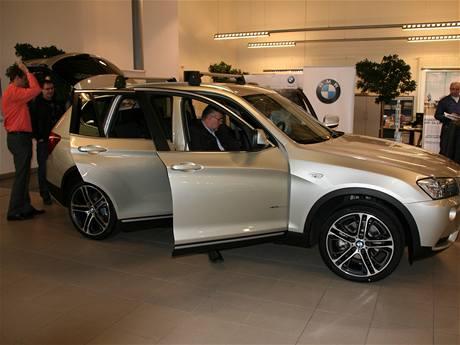 Nové BMW X3 - 3