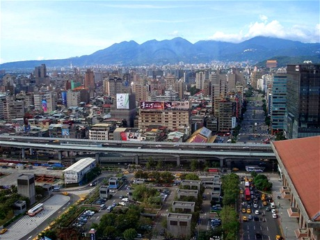Taipei zptačí perspektivy