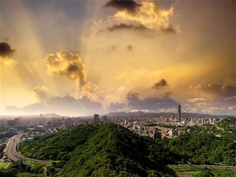 Vítejte na Taiwanu
