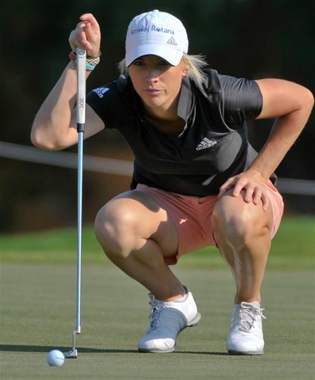 Melissa Reidová, Dubai Ladies Masters 2010.