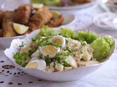 Jiří Babica: Bramborový salát s jablky
