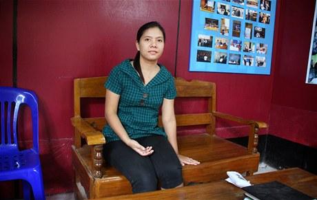Politická vězenkyně Zulu strávila v barmském žaláři téměř šest let