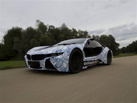 Hybridní sportovní vůz BMW
