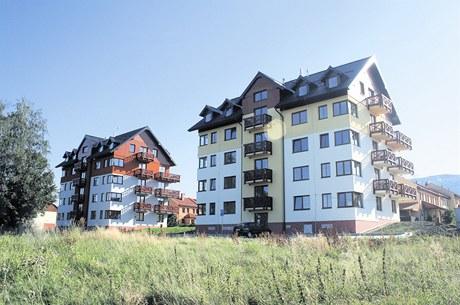 Bytové domy Sonata, Ještěd - Liberec