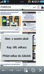 Samsung S8530 Wave II uživatelské prostředí