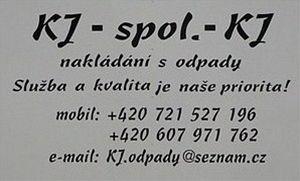 Jan Klíčník - vizitka
