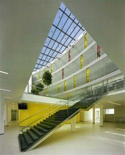 Univerzita Tomáše Bati ve Zlíně - budova