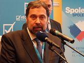 Radek John získal na konferenci Věcí veřejných plnou podporu pro to, aby trval na výměně policejního prezidenta od 1. ledna.
