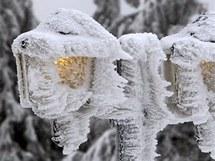 Sněhové přívaly v Německu  (14. prosince 2010)
