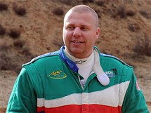 Marek Spáčil, šéf Czech Dakar Teamu