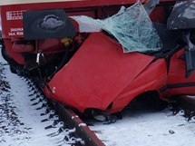 Nehoda u Třebechovic