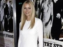 Gwyneth Paltrowová na premiéře filmu Country Strong v Los Angeles