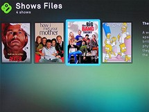 Boxee Box - shows