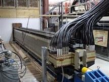 Americke Office of Naval Research testuje novou zbraň Electromagnetic Railgun  (2008)