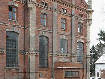 Příklad prostějovské industriální památky - pivovar.