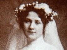 Marie Baťová byla manželkou Tomáše Bati staršího.