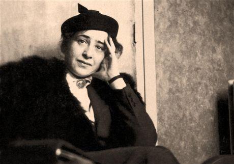 Filozofka Hannah Arendtová