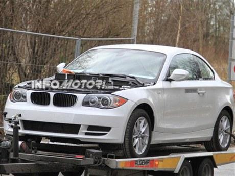 BMW 1 Coupé jako elektromobil