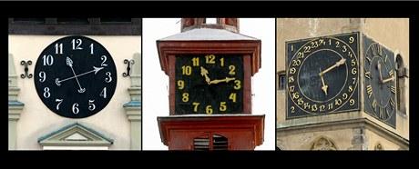 Havlíčkobrodská radnice nechala opravit hodinové stroje na třech věžích ve městě a sjednotila i čas, který ukazují.