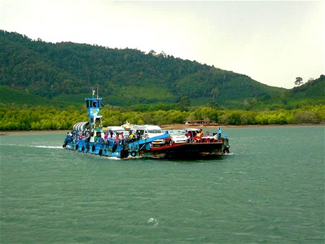 Thajsko, Koh Lanta
