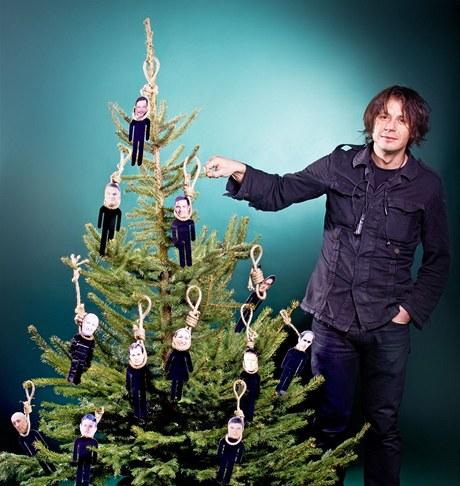 David �ern� a jeho strom s politiky