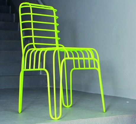 Eliška Weisgerberová, židle