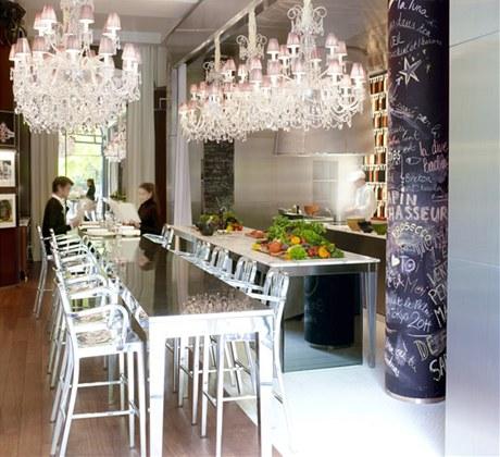La Cuisine je francouzský restaurant, který nabízí tradiční speciality