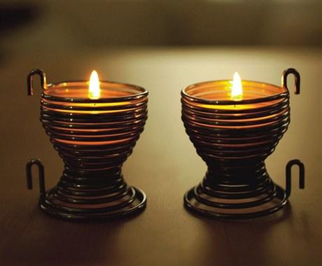 Svíčky dnes vybíráme především podle barvy a vůně