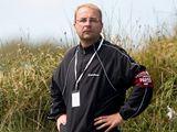 Autor golfového fejetonu Vít Koďousek