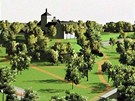Změny parku by měly odkrýt výhled na pardubický zámek ze Sukovy třídy