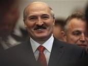 Pro staronového prezidenta Alexandra Lukašenka prý hlasovalo 80 procent Bělorusů (20. prosince 2010)