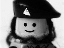 Classics in Lego: Che Guevara na fotografii Alberta Kordy
