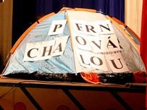 Perníková chaloupka v podání chovanců výchovného ústavu v Boleticích