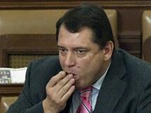 Momentky z jednání Poslanecké sněmovny o vyslovení nedůvěry vládě