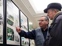 Veřejná prezentace přeměny Tyršových sadů v centru Pardubic
