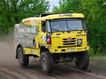 Tatra Aleše Lopraise pro Rallye Dakar 2011