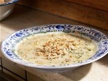 Sedlácká polévka ze severní Itálie