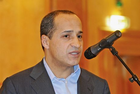 Ruský podnikatel jordánského původu Zijád Manasir