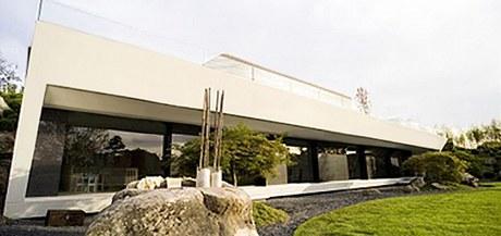 Pronajatý dům má obytnou plochu 861 metrů čtverečních
