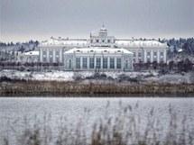 Luxusní rezidence leží přibližně padesát kilometrů západně od Moskvy (foto: Forbes.ru)