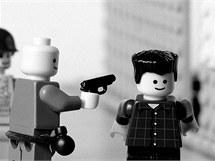 Lego Classics: Poprava důstojníka Vietkongu na ulici v Saigonu v roce 1968