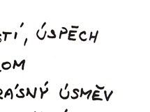 Přání baviče Vladimíra Hrona