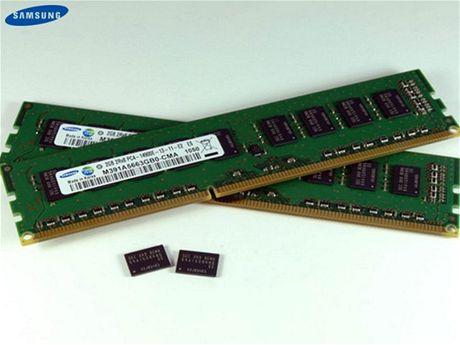 Fungující moduly DDR4