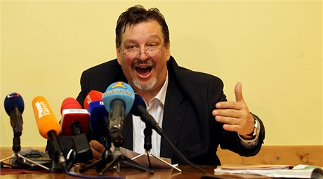 Bývalý starosta Prahy 5 Milan Jančík.