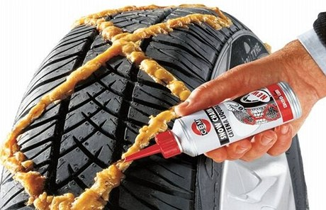 Tekuté řetězy pro automobilový průmysl