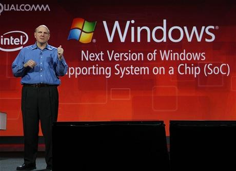 CES 2011 - nové Windows nebudou jen pro Intel a AMD