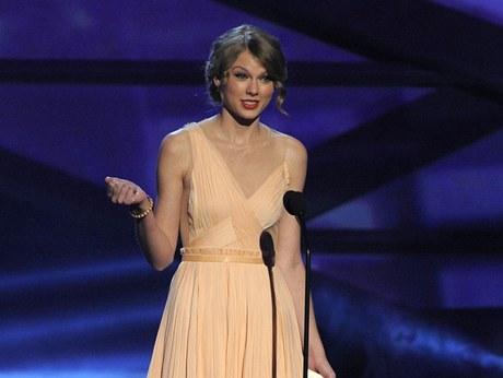 People´s Choice Awards 2011: Taylor Swiftová