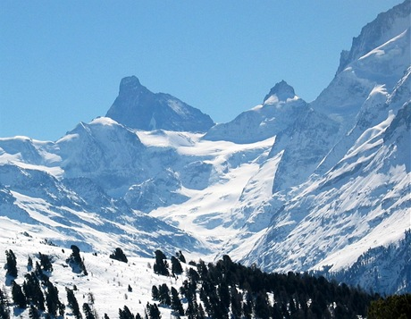 Švýcarsko, Chandolin