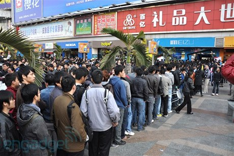 Start prodeje Meizu M9