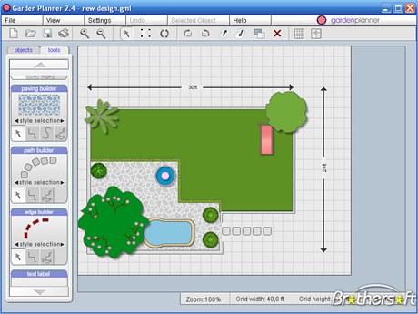 Program  Garden Planner